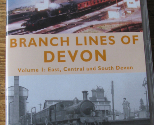Branch Lines of Devon, volume 1: East, Central and South Devon